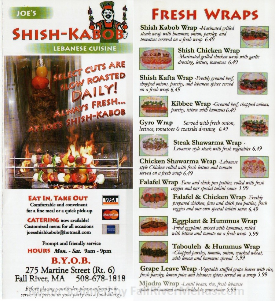 Joe's Shish-Kabob