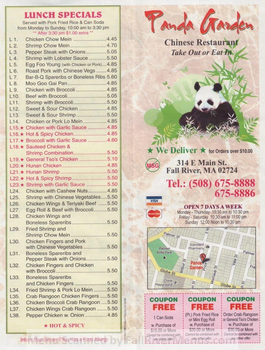 Panda Garden