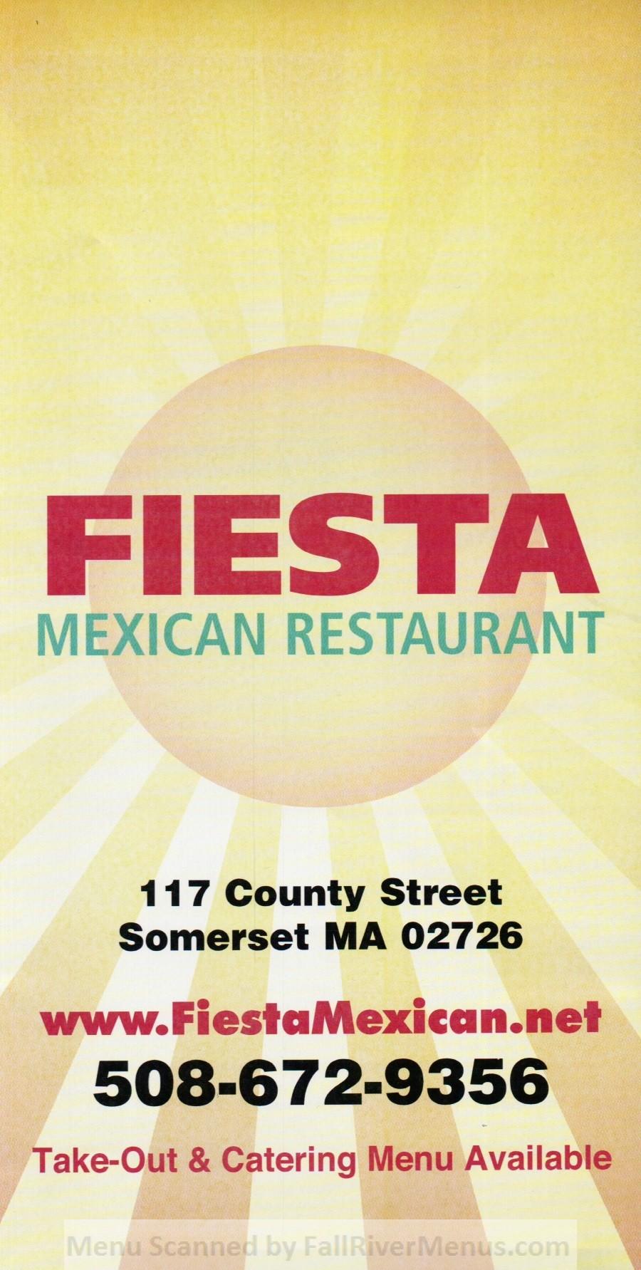 Fiesta's Mexican Restaurant
