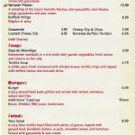 fiesta mexican restaurant menu 2 scnd 4-19-2016