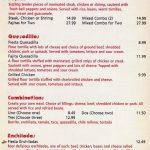 fiesta mexican restaurant menu 3 scnd 4-19-2016