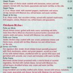 fiesta mexican restaurant menu 5 scnd 4-19-2016