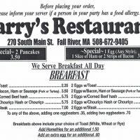 Harry's Restaurant