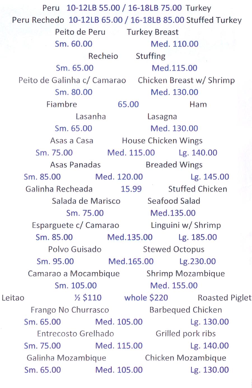mr chicken fall river menu 7 scnd 17-7-7017  Fall River Restaurants