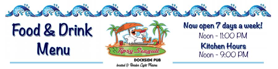 tipsy seagull menu 1 scnd 7-1-2016