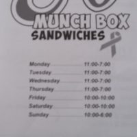 E & J Munch Box (closed permanently)