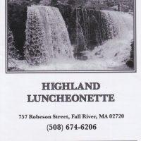 Highland Luncheonette