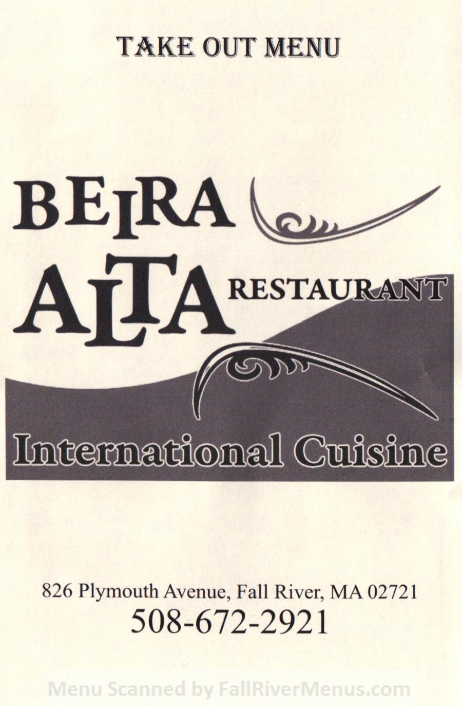 Beira Alta Restaurant