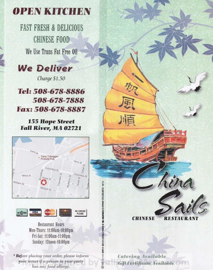China Sails